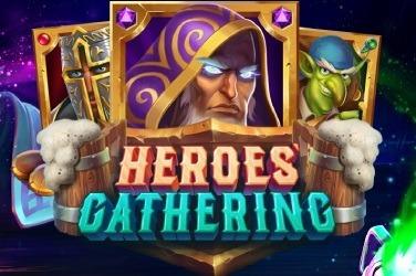 Heroes' Gathering Slots  (Relax Gaming)