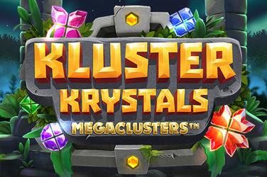 Kluster Krystals Megaclusters Slots  (Relax Gaming)