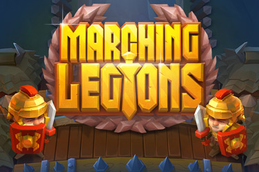 Marching Legions Slots  (Relax Gaming)