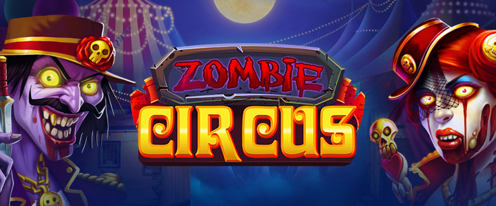 Zombie Circus Slots  (Relax Gaming)