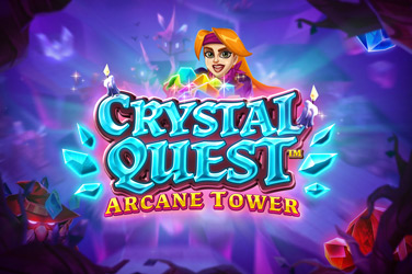 Crystal Quest: ARCANE TOWER Slots  (Thunderkick)