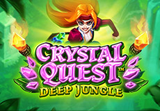 Crystal Quest: Deep Jungle Slots  (Thunderkick)