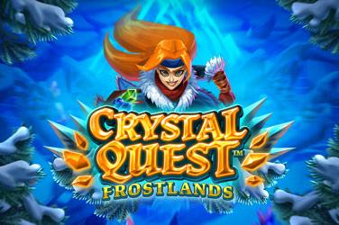 Crystal Quest: Frostlands Slots  (Thunderkick)