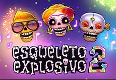 ESQUELETO EXPLOSIVO 2 Slots  (Thunderkick)