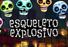 Esqueleto Explosivo Slots  (Thunderkick)