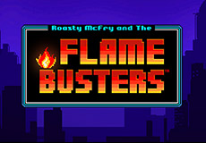 Flame Busters Slots  (Thunderkick)