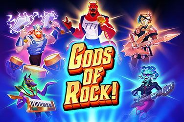 Gods of Rock Slots  (Thunderkick)