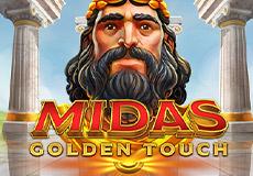 Midas Golden Touch slots  (Thunderkick)