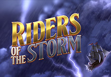 Riders of the Storm Slots  (Thunderkick)