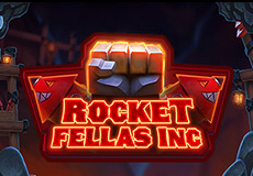 Rocket Fellas Inc Slots  (Thunderkick)