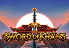 Sword of Khans Slots  (Thunderkick)