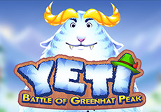 Yeti Battle of Greenhat Peak Slots  (Thunderkick)