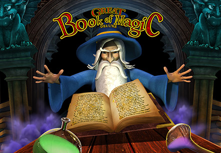 Great Book of Magic Deluxe Slots  (Wazdan)