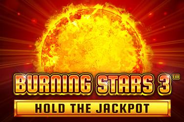 Burning Stars 3 Slots  (Wazdan)
