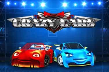 Crazy Cars Slots  (Wazdan)