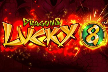 Dragons Lucky 8™ Slots  (Wazdan)