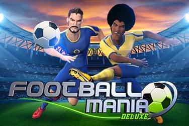 Football Mania Deluxe Slots  (Wazdan)