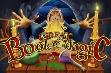 Great Book of Magic Slots  (Wazdan)