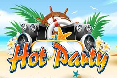 Hot Party Slots  (Wazdan)