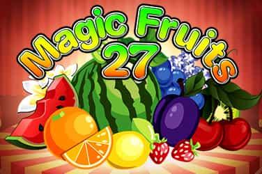 Magic Fruits 27 Slots  (Wazdan)