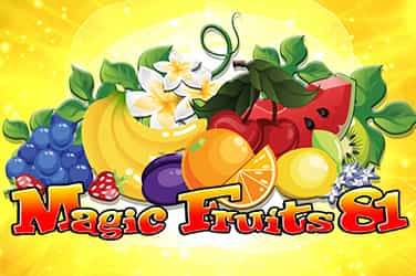 Magic Fruits 81 Slots  (Wazdan)