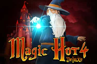 Magic Hot 4 Deluxe Slots  (Wazdan)