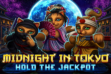 Midnight in Tokyo Slots  (Wazdan)