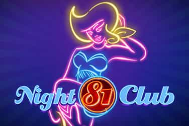 Night Club 81 Slots  (Wazdan)