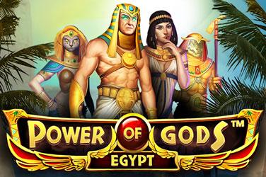Power of Gods™: Egypt Slots  (Wazdan)