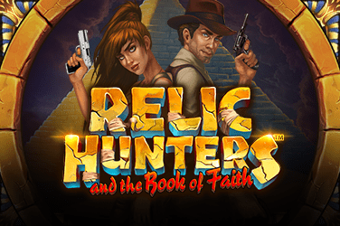 Relic Hunters and the Book of Faith™ Slots  (Wazdan)
