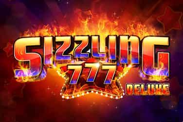 Sizzling 777 Deluxe Slots  (Wazdan)