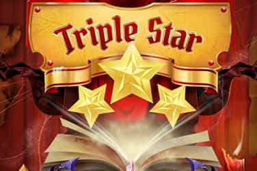 Triple Star Slots  (Wazdan)