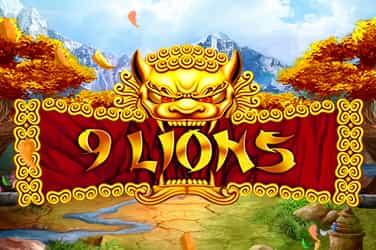 9 Lions Slots  (Wazdan)
