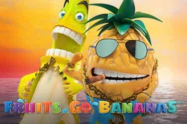 Fruits Go Bananas™ Slots  (Wazdan)