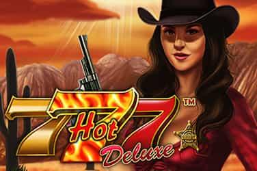 Hot 777 Deluxe™ Slots  (Wazdan)