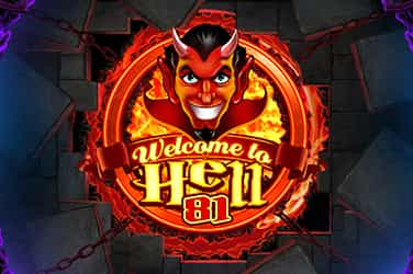 Welcome To Hell 81 Slots  (Wazdan)
