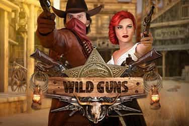 Wild Guns Slots  (Wazdan)