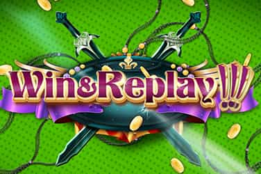 Win & Replay Slots  (Wazdan)