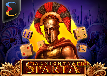 Almighty Sparta Dice Slots  (Endorphina)