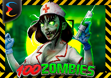 100 Zombies Slots  (Endorphina)
