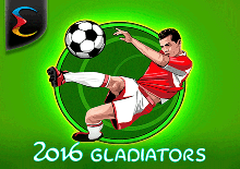 Gladiators 2016 Slots  (Endorphina)