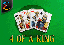 4 Of A King Slots Mobile (Endorphina)
