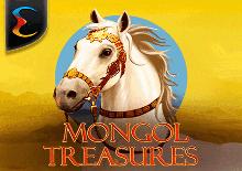 Mongol Treasures Slots Mobile (Endorphina)