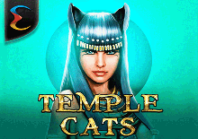 Temple Cats Slots Mobile (Endorphina)