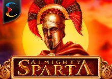 Almighty Sparta Slots  (Endorphina)