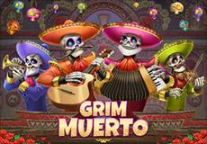 Grim Muerto Slots  (Playngo)