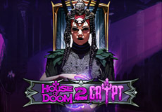 House of Doom 2: The Crypt Slots  (Playngo)