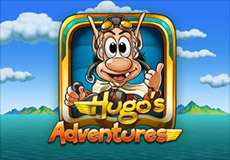 Hugo Adventure Slots  (Playngo)