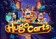 Hugo Carts Slots  (Playngo)