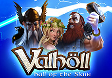 Valhöll Slot  (Lady Luck Games) PLAY IN DEMO MODE OR FOR REAL MONEY